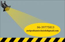 Business Card  - Podiumtechnicus