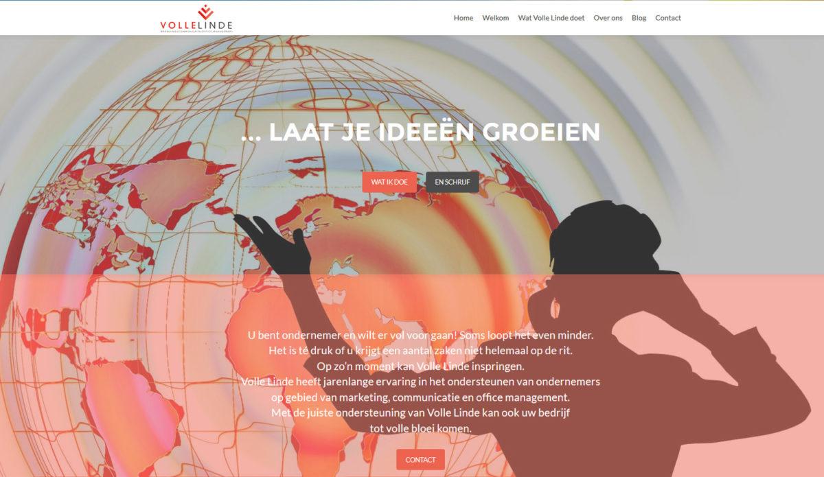 Homepage Volle Linde