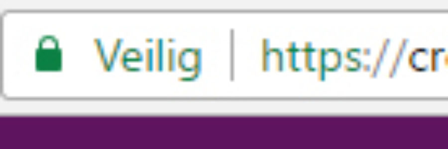 Chrome meldt 'Niet veilig'
