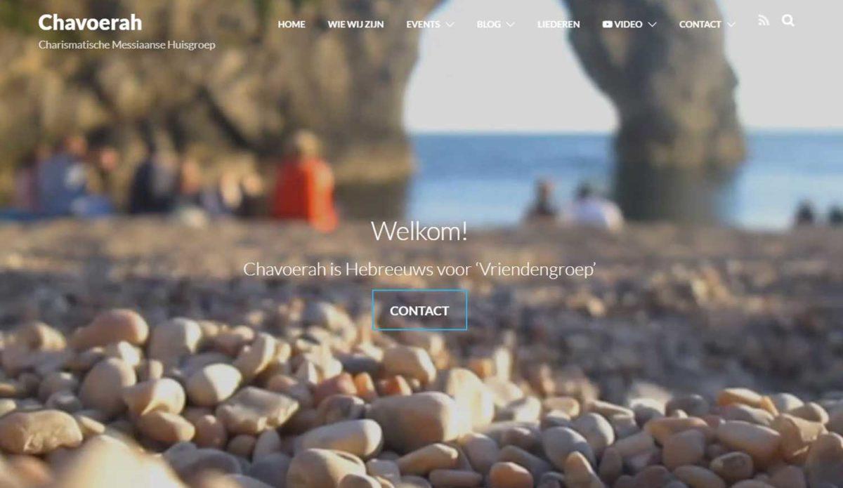 Homepage Chavoerah