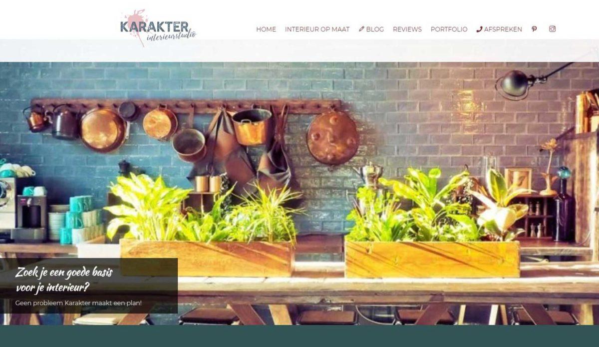 Homepage Karakter-Interieurstudio