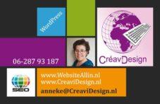 BCard CréaviDesign 2017